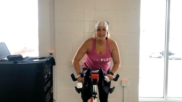 12/30 Cycle 45 with Lori