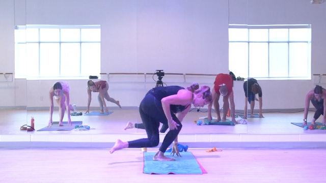9/30 Yoga Sculpt w/ Kiki