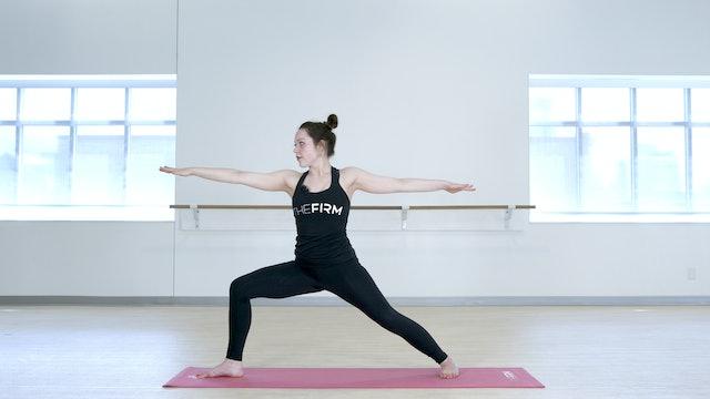 Sat 1/16 10:00 AM CST | Power Yoga with Megan