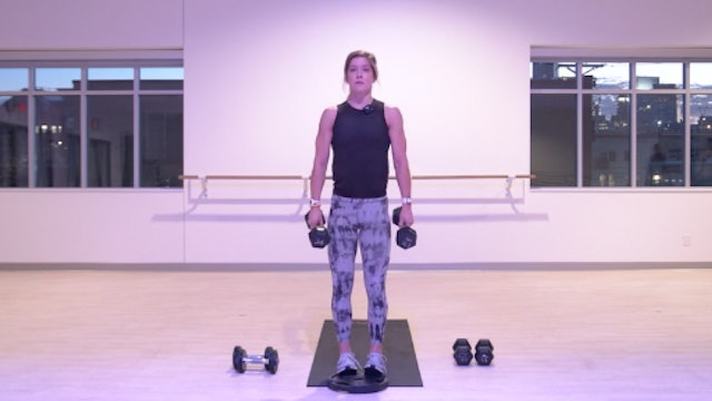 Tue 3/9 7:00 AM CST | HIIT Strength with Kristin E