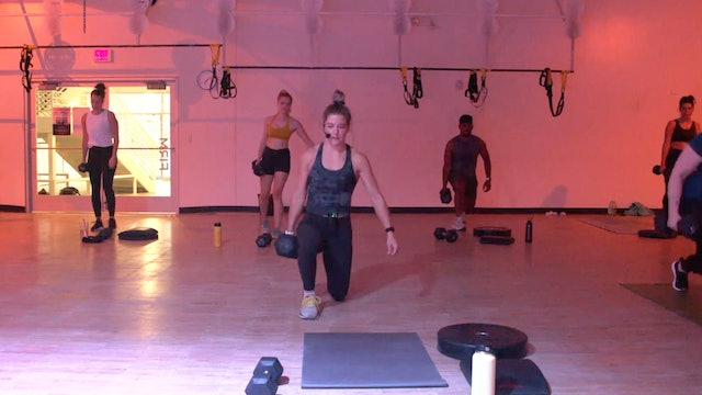 9/9 HIIT Strength with Kristen