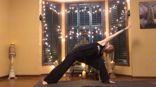 Yoga with Michelle Lynn - Recorded LIVE on 9/13/2020