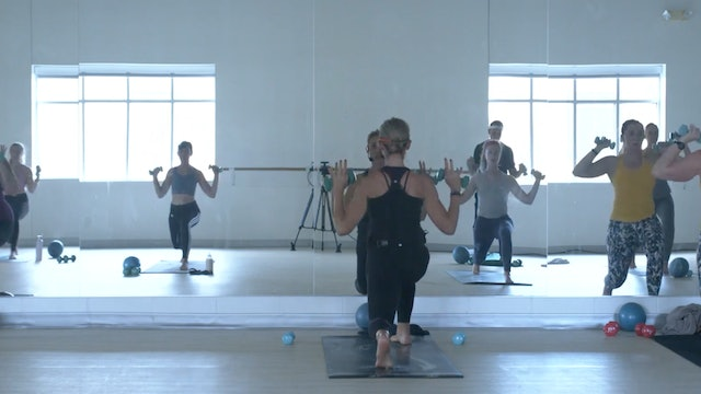 10/13 Yoga Sculpt with Carrie