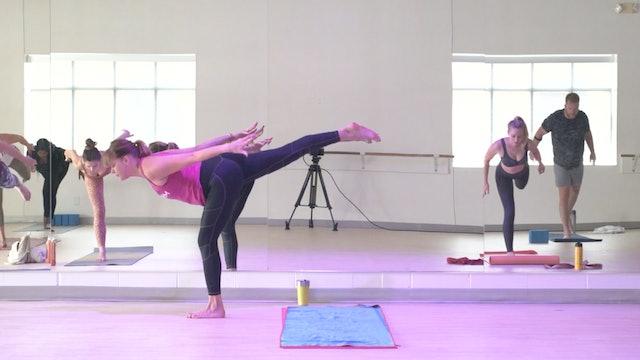 Sat 10/16 10:30 AM CST   Yoga 45 with Kiki
