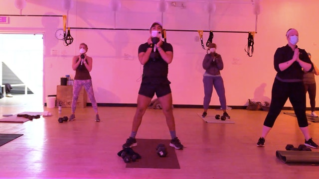 4/15 HIIT Strength with Leon