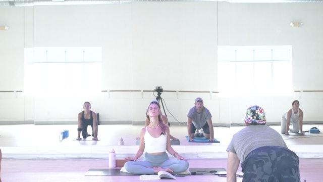 8/26 Kundalini Yoga with Greta