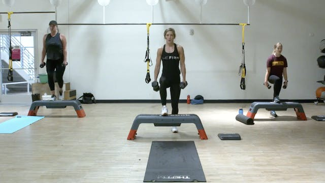 1/28 HIIT Strength with Kristin E