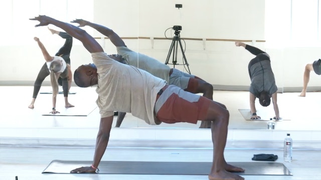 Yoga with Tray - Recorded LIVE on 9/12/2020