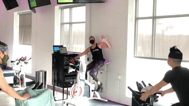3/23 Cycle 45 with Kiki