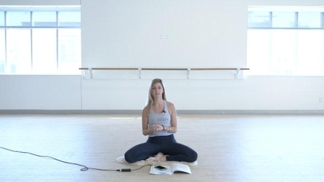 Day 7: 4 Week Meditation Challenge