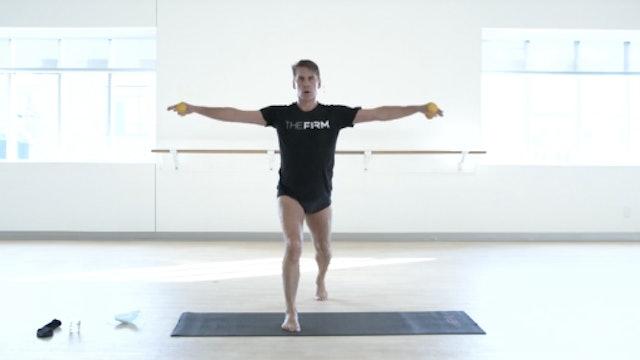 1/7 Yoga Sculpt with Doug