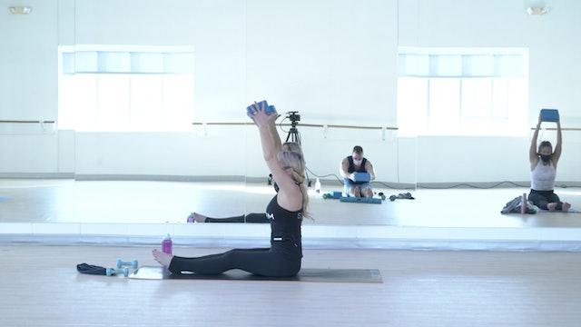 2/9 Pilates/Barre with Lisa Marie