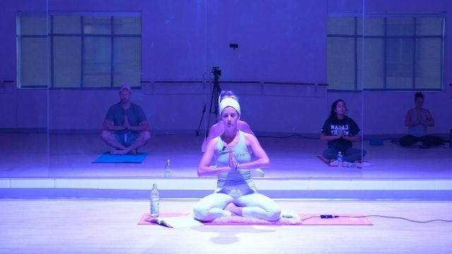 Kundalini Yoga with Greta - Recorded LIVE on 11/5/2020