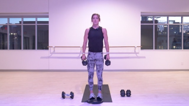 12/10 HIIT Strength with Kristin E