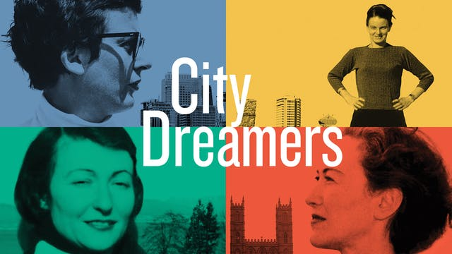 City Dreamers at the Campus Theatre