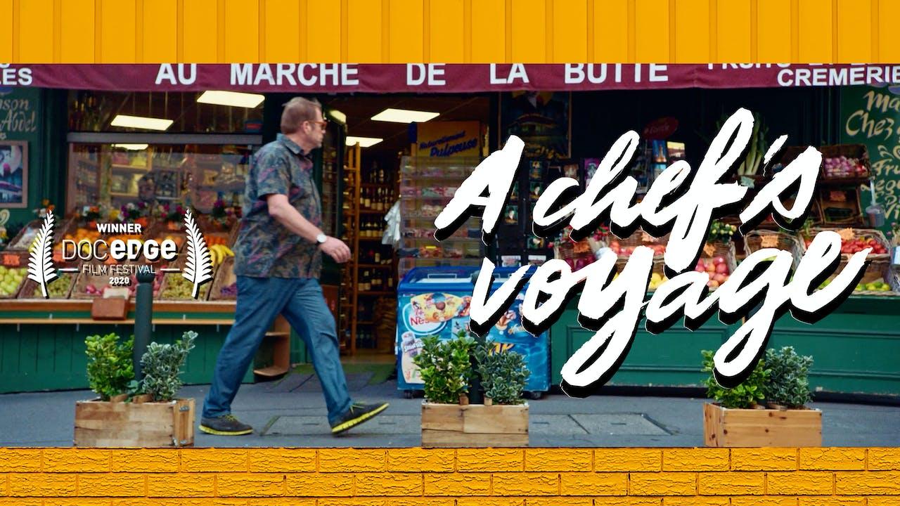 A Chef's Voyage at the AFI Silver Theatre