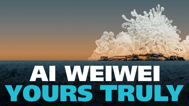 Ai Weiwei: Yours Truly at the Moxie Cinema