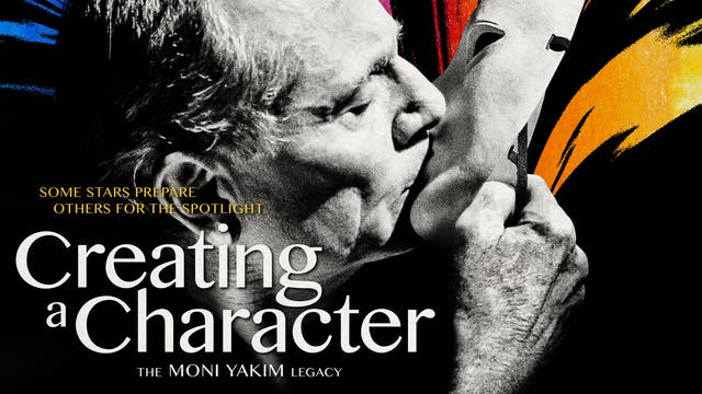 Creating a Character at the Mary Fisher Theatre