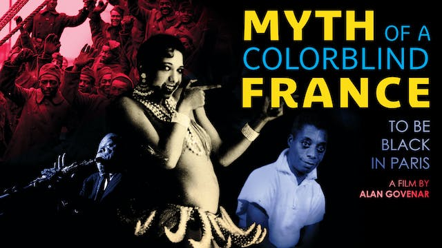 Myth of a Colorblind France at Zeitgeist Theatre