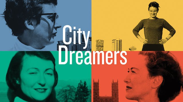 City Dreamers at No Festival Required