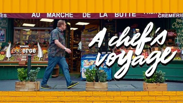 A Chef's Voyage at Das Film Fest