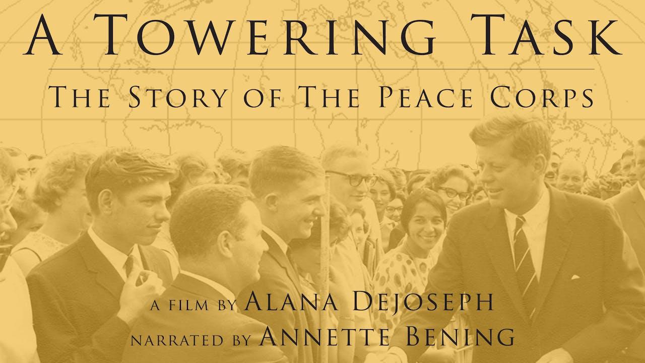 A Towering Task at the Tallahassee Film Society