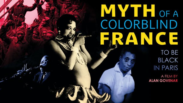 Myth of a Colorblind France at Bedford Playhouse