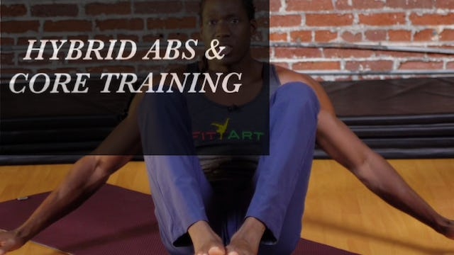 Hybrid Abs & Core Workout