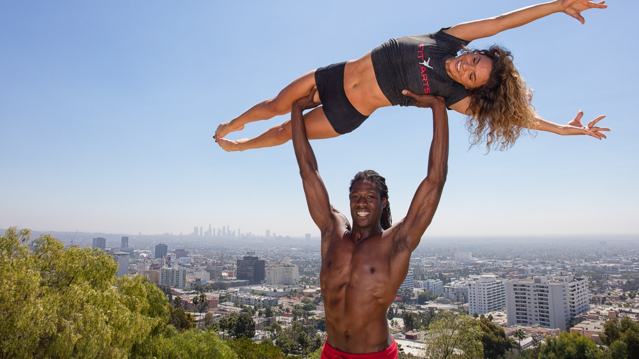 Acrobatic Strength/Conditioning Workouts