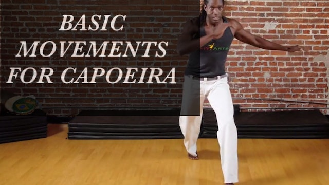 Basic Movements for Caopeira
