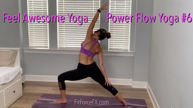 Power Yoga Flow No.6
