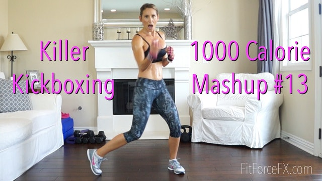 Killer Kickboxing 100 Calorie Mashup No.13
