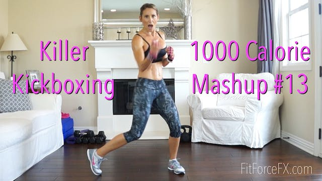 Killer Kickboxing 100 Calorie Mashup ...