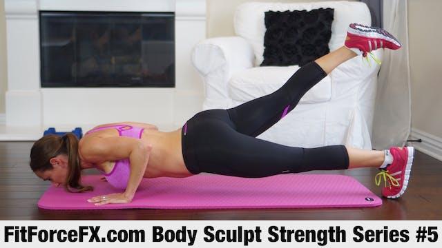 Body Sculpt Strength Series Workout No.5