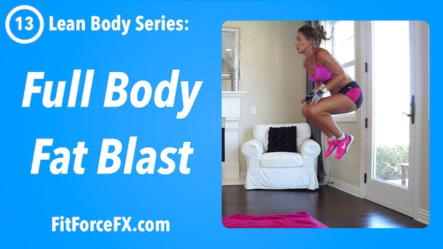 Full Body Blast: Lean Body Series Wor...