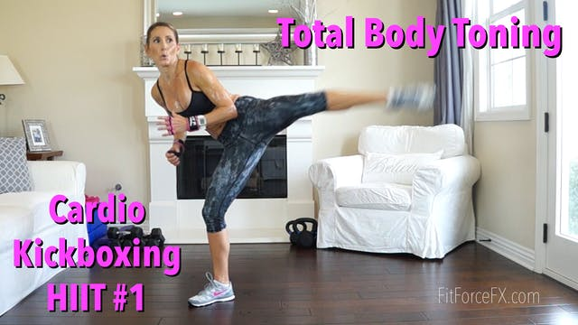 Total Body Toning: Cardio Kickboxing ...