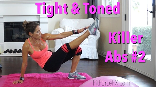 Tight & Toned: Killer Abs Series Workout No.2