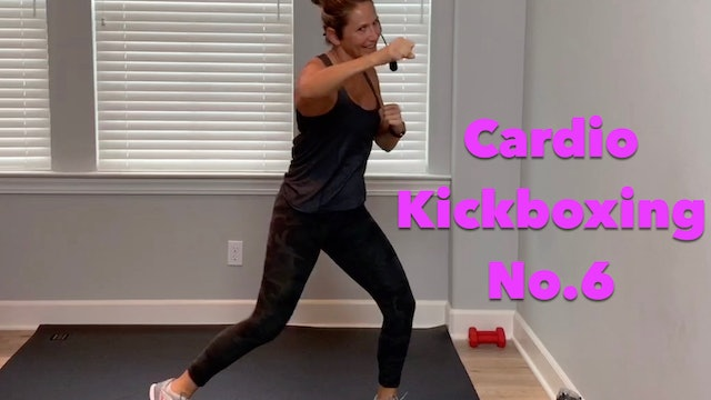 Cardio Kickboxing No.6