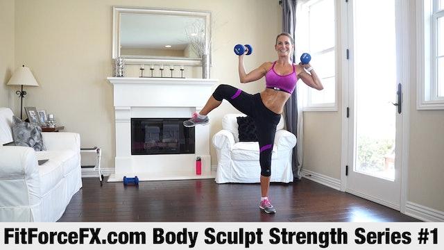 Body Sculpt Strength Workout Series No.1