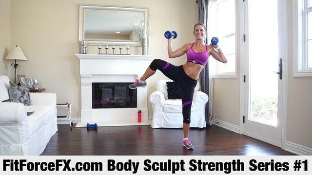 Body Sculpt Strength Workout Series No.1