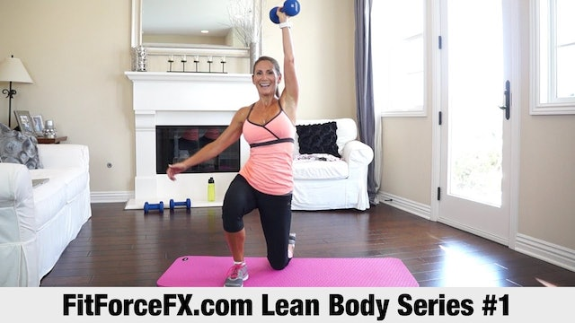 Lean Body Series HIIT Workout No.1