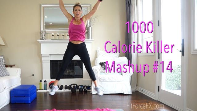 1000 Calorie Killer Mashup No.14