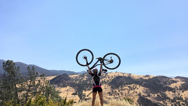 HIIT & Hills Ride No.4 (Bike/Elliptical/Treadmill)