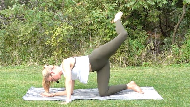 37 MIN MAT PILATES (BONUS VID FROM OU...