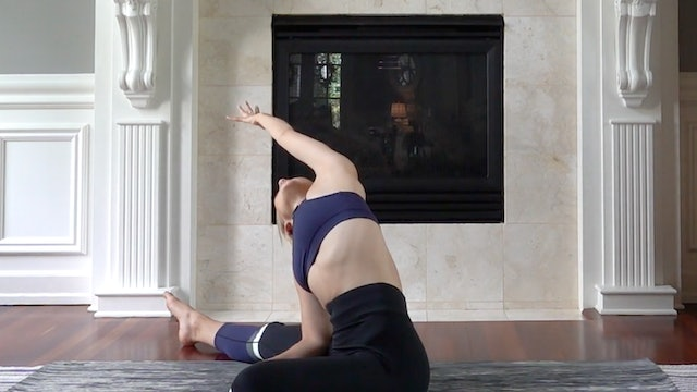 13 MIN YOGA STRETCH