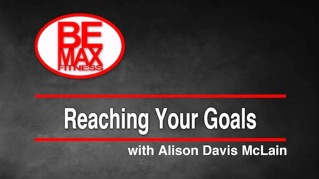 Bemax: Reaching Your Goals