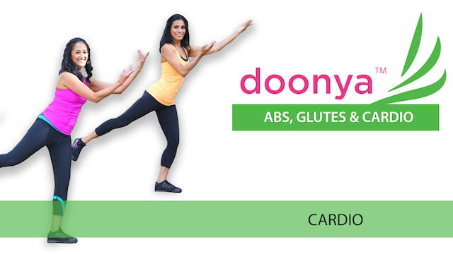 Doonya: Abs, Glutes and Cardio - Cardio