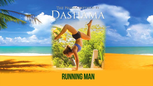 Dashama: Running Man