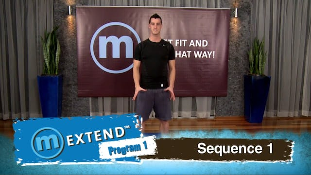 Mark Moon: Extend Stretch and Recovery - Volume 1