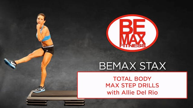 Bemax STAX: MAX Step Drills